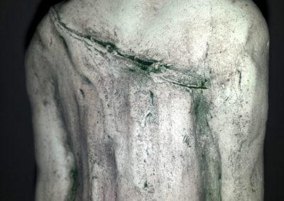 keramische Skulptur - Teilnehmerin