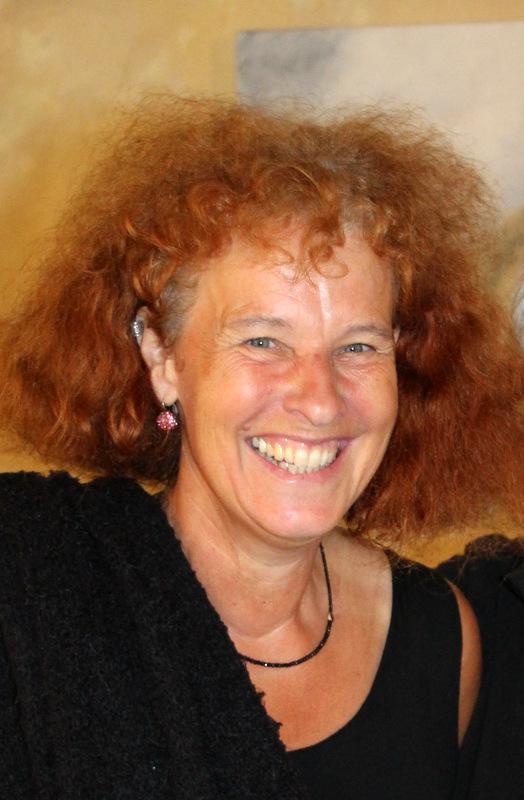 Susanne Heitmann; Atelier Malerei